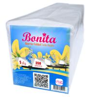 Bonita Quarterfold Table Napkin 1-Ply 350 Sheets